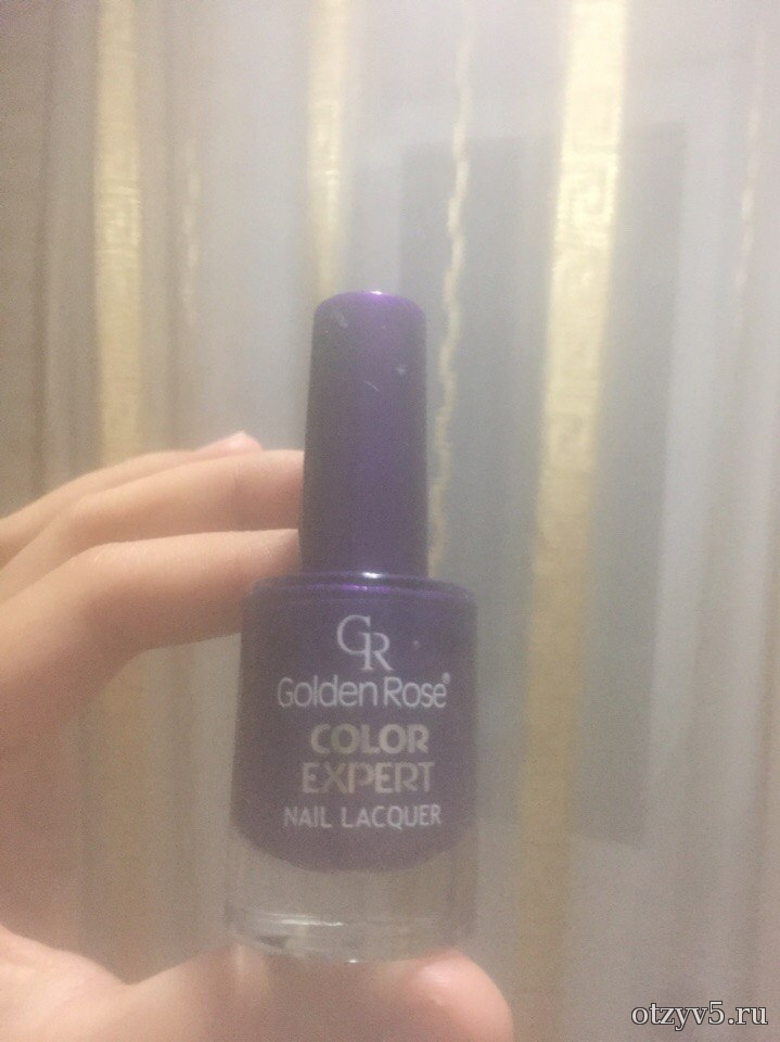 Лак для ногтей Golden Rose Color Expert - отзывы